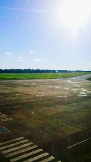 Airport IguazuFalls Plane Argentina