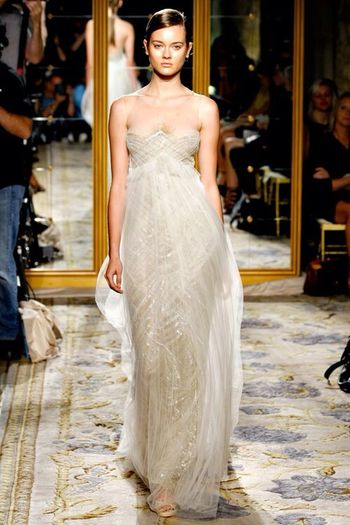 Promdress? ? soooooo in Love Marchesa Dress Luxury Prom Dress