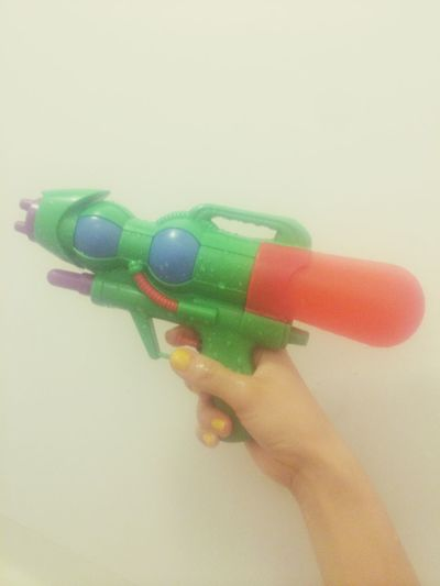 another new Weapon Water Gun