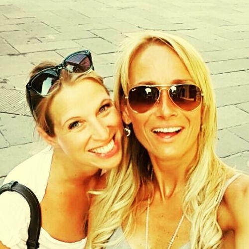 Le bionde... Holidays ☀ Enjoying Life Hi! Emotion Smile :) Passion Biagio Antonacci Friends ❤