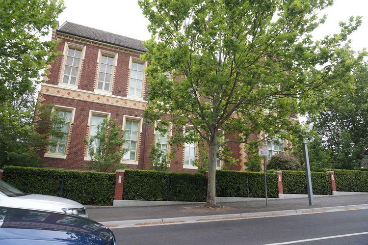 Architecture Building Exterior Built Structure City City Life Fences Melbonpix Melbourne Rocks Photography Roadside Tree