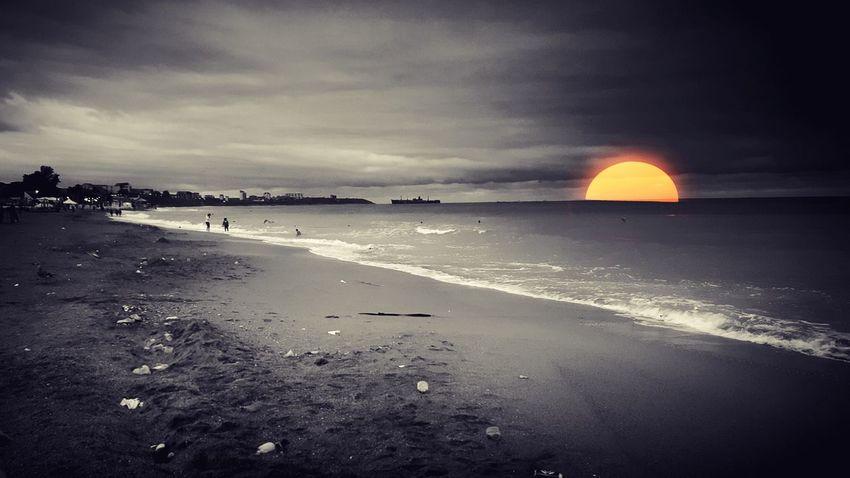 Sea Romania Costinesti Mareaneagra Sun First Eyeem Photo