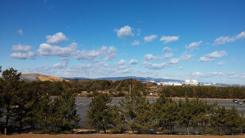 Sky Blue Clouds And Sky