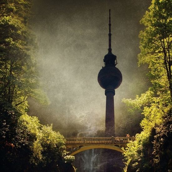 Berlin Effects Be Amazing Even Created