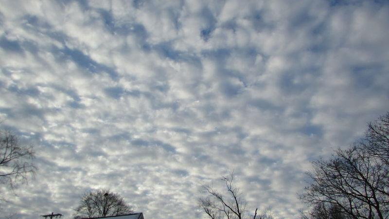Cloud - Sky Very Cool ✌ Cloudporn Sunny Day Cadillac Michigan