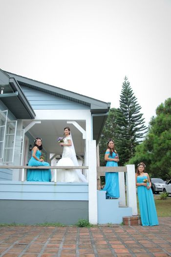 Wedding Wedding Photography Love Bride Bridesmaids House Tagaytay