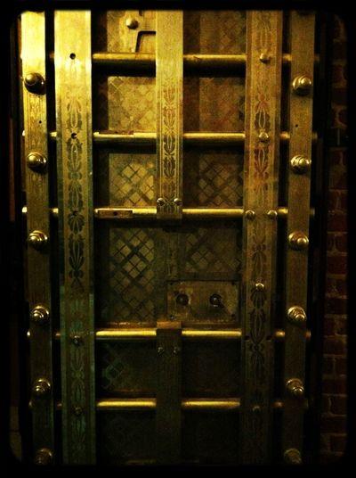 Door Money Vault
