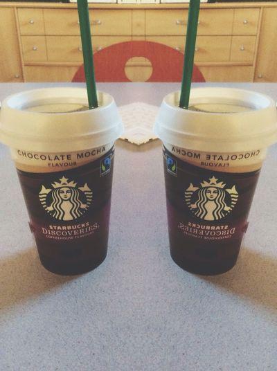 Starbucks Chocolatemocha Favour