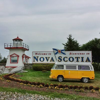 Hello Nova Scotia! • TstMoments Arrived early this morning and excited to explore this part of the Atlantic Coast of Canada. All tips on what to do and where to go are welcome and don't hesitate to put me in touch with your local friends and/or guitar teachers :-) Would love to catch up. I already got my first lesson from Angelo from North River Kayak tours after an early morning peddle. A great way to start the day. • Tstcanada with @explorecanada & @visitnovascotia • Explorecanada VisitNovaScotia • SocialTravel Travel Canada NovaScotia • Westfalia T2 •