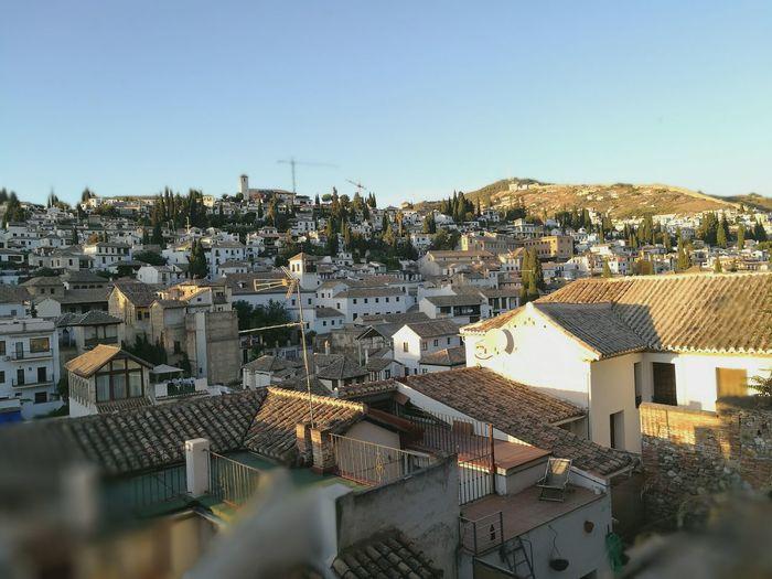 Granada , Albaicín