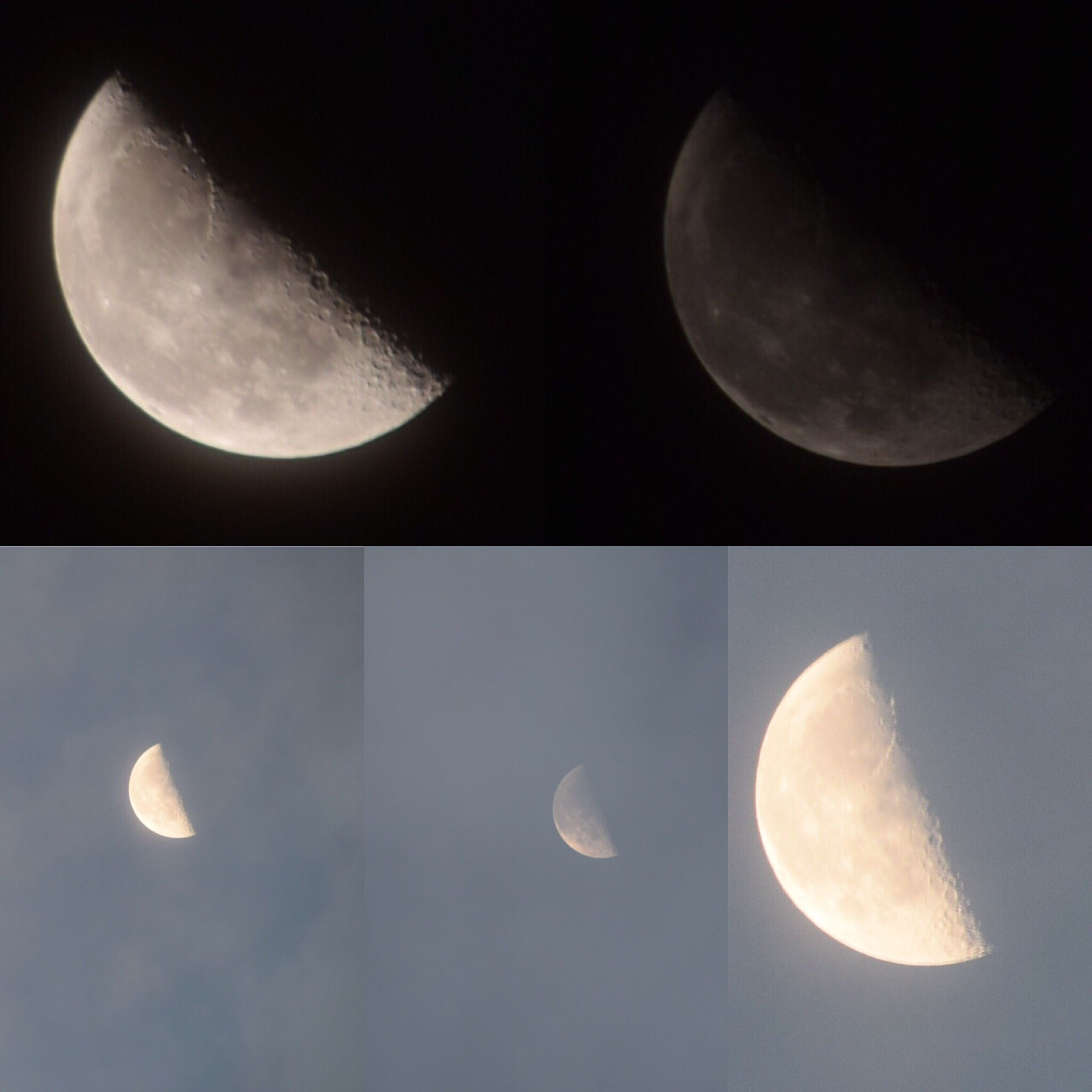 moon, astronomy, night, full moon, space exploration, circle, planetary moon, exploration, majestic, scenics, space, discovery, beauty in nature, multiple image, moon surface, sphere, tranquil scene, sky, mystery, glowing, tranquility, science, circular, dark, outdoors, nature, natural phenomenon, dreamlike, moonlight