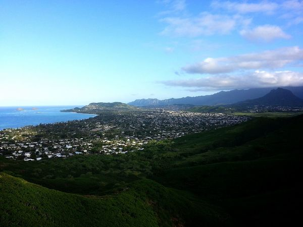 Windward Oahu Kaneohe Kailua Beach Lanikai Beach