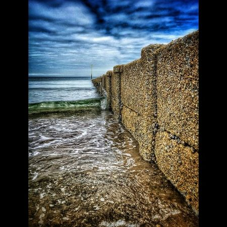 Groyne perspective. Sounds a bit rude, really.