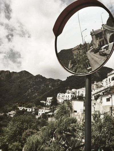 Out of time at the end of the road Vintage Mirror Time To Reflect The Street Photographer - 2014 EyeEm Awards