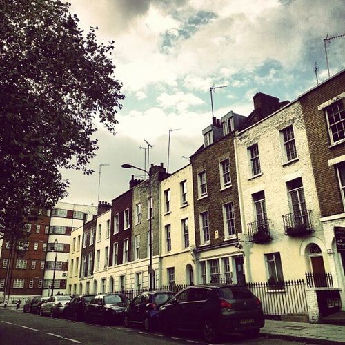 Terraced Housing London