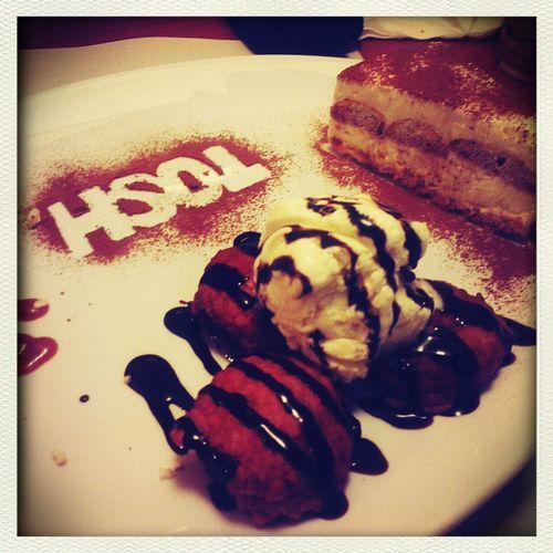 dessert platter! Tasty Dishes Meal Desserts Sweets #food #love
