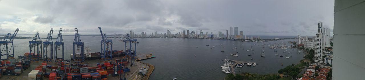 Cartagena Cartagena/Colombia Port