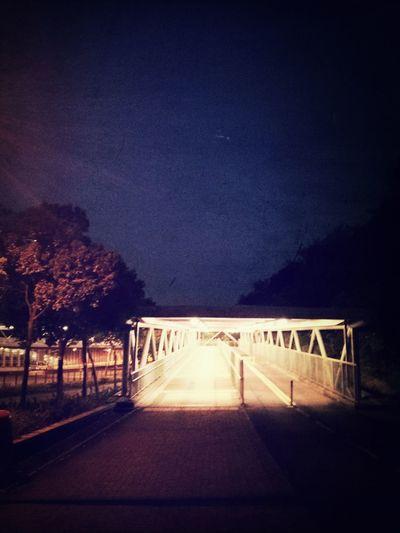 First Eyeem Photo Night Bridge