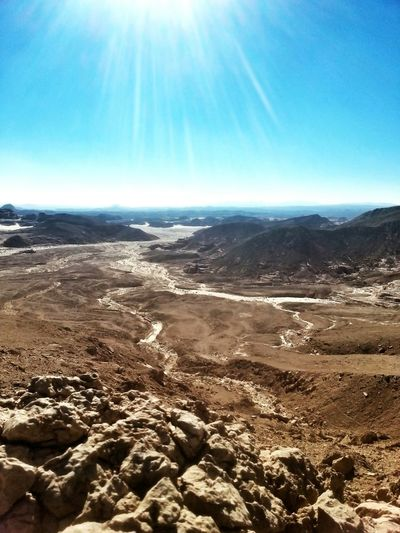 Nature Back To Basic Peace And Quiet Sinai Egypt Desert Wadi Jebel Al Huna Mountain
