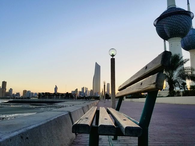 EyeEmNewHere Calm And Serene City Architecture Built Structure Outdoors Urban Skyline Travel Destinations Tranquility Relax Kuwait City Kuwaitstreetphotographer Traveling No People Be. Ready. End Plastic Pollution The Great Outdoors - 2018 EyeEm Awards