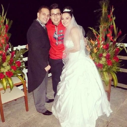 Wedding Junquito Newlyweds