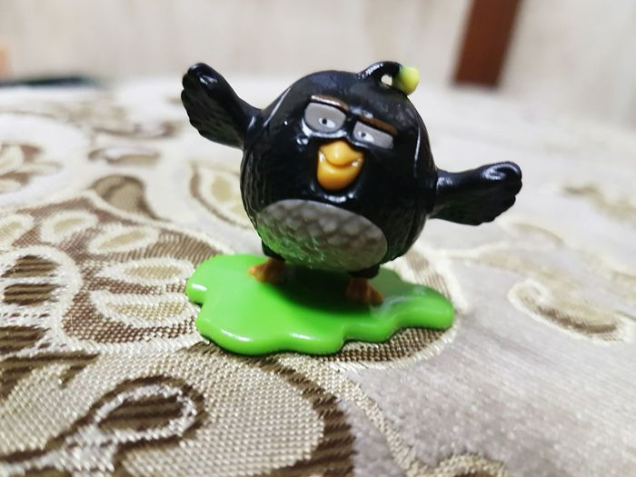 Toy Chocolate Kinder Surprise Angry Birds