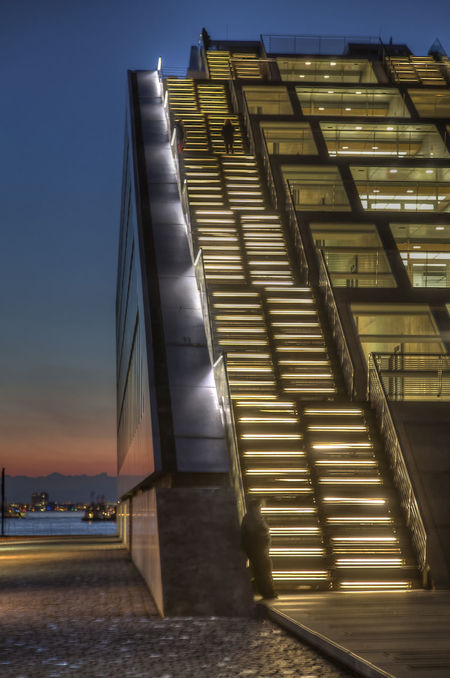 Architecture Building Exterior Built Structure City Day Dockland Hamburg No People Outdoors Sky