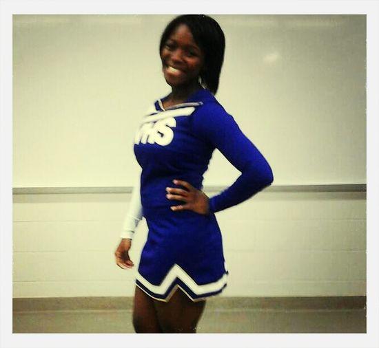 Cheerleader Baby