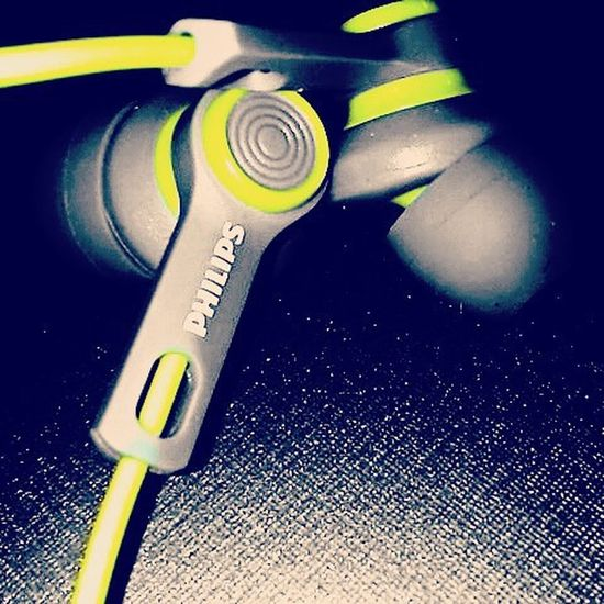 Earphones in _volume up _ignore d world ^_^ Philips Earphonesin MusicLove Birthdaygift Flourocent Instaedit Picoftheday Instapic Lovinit