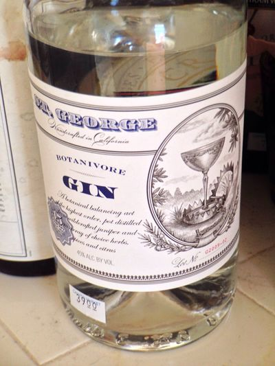 St George Gin GIN Moment Lens