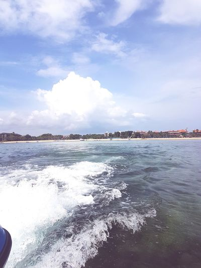 Nautical Vessel Architecture Cloud - Sky Seascape Coast Water Vehicle Surf Wave Pebble Beach Ocean