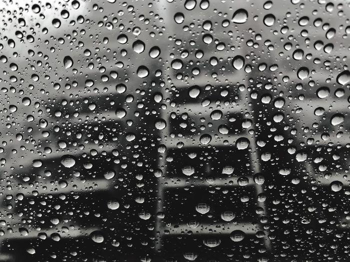 Wet Water Drop