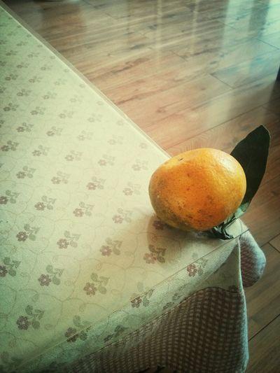 Eat More Fruit Orange