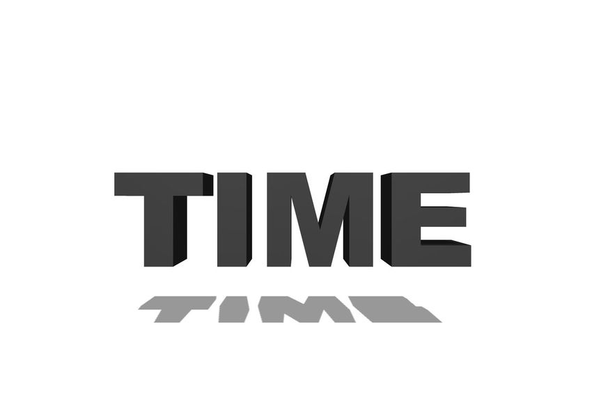 Time to act for the global future Timeless Black Color Capital Letter Communication Hours Indoors  Minute Hand No People Seconds Sign Studio Shot Text Time