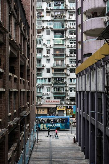 street Architecture Building Exterior Built Structure City Building Residential District Day