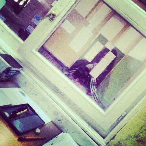 Selfie Na Porti Gimnazija dežurstvo