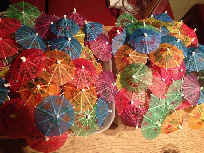 umbrella crazy Drinks Partying Being Creative