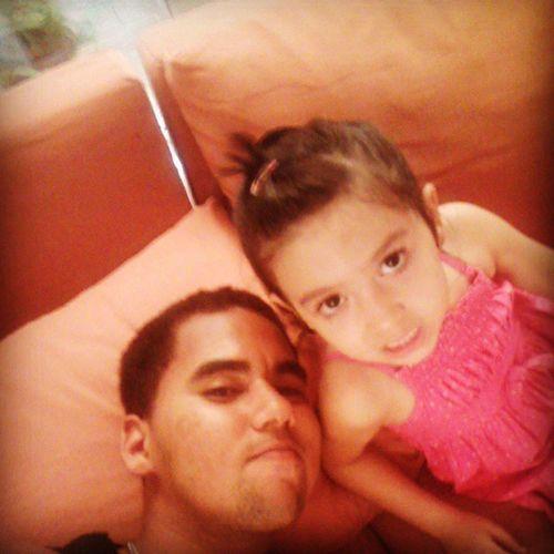 Eu e minha princesa. Te amo sua linda Instapic Photooftheday Instaselfie SomosLindos PicOfTheDay cute TagsForLikes follow me