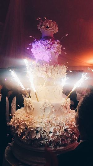 Wedding Cake, Tunisia, 11/08/2017 Food And Drink Indoors  Sweet Food Indulgence Celebration Freshness Food Temptation Dessert Close-up No People Illuminated Night Ready-to-eat Wedding Cake Wedding Cake Piece Montee Tunisia Tunisie Mariage
