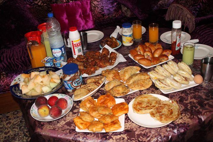 Hello World Morocco Ramadan  Saha Ftourkoum Islam Religion Hamdoullah Happy ✌️