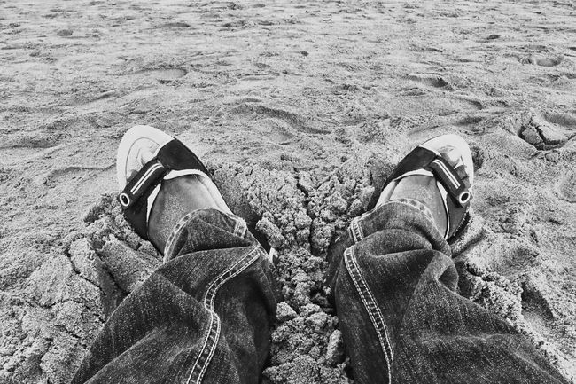 Black and White Old School EyeEm Nature Lover EyeEm Gallery Childhood Live Life To The Fullest Back To The Future Play Like A Child. Nature Photography Mother Nature Peace Of Mind Nature Harmony Explore Nature Peace Of Nature Feel The Nature Feel The Earth Candid Photography Feel The Moment Childish Chilling Leisure/Relax Feet On The Beach Nature Addict Footwear Clothing Pattern, Texture, Shape And Form