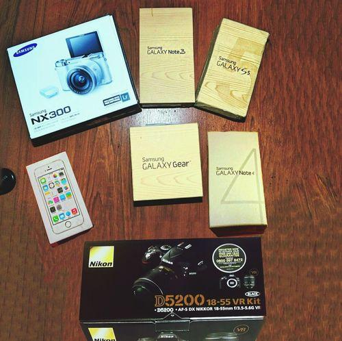 Nikon Galaxynote4 Galaxygear D5200 Iphone5s GalaxyS5 Galaxynote3 Samsungnx300 Medan