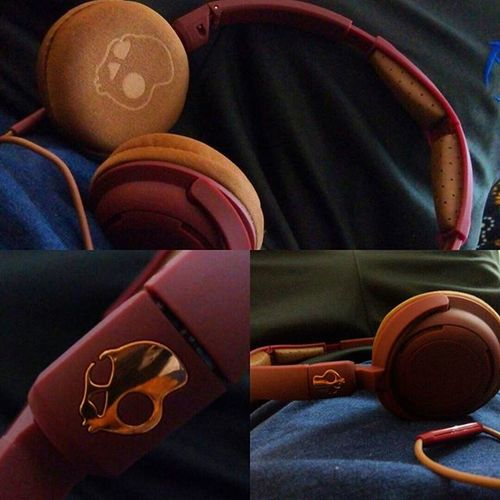 All mine.. 😍😍😍😍 Skullcandy Lowrider Music Love Red Earcandy Supremesound Loud Beautiful Stayloud Stayproud Follow