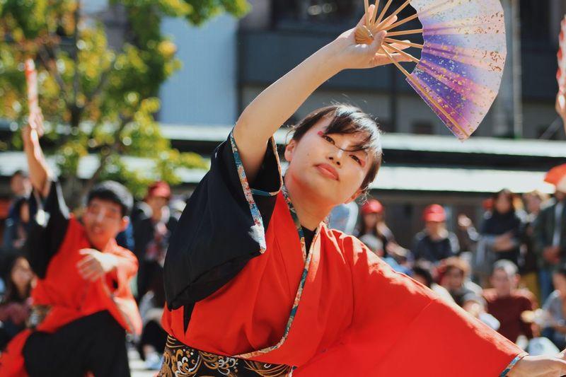 Dance Festival Happy Japan Photography Japanese  Photography Dance Festival