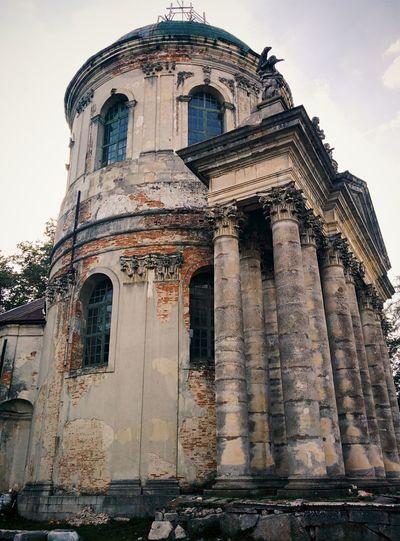Pidgirtsi Lviv Church