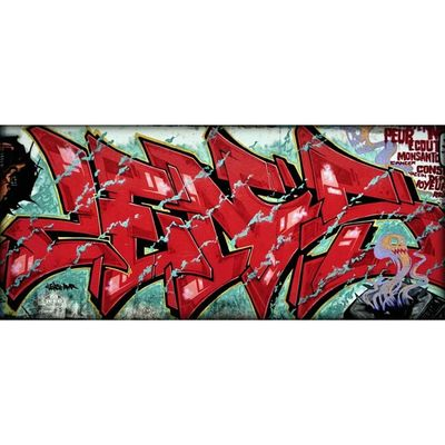 Streetart Graffiti 91