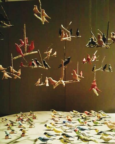Voar sempre ... da forma que for... Artesanal Decoration Art And Craft Brazil Brasil Rio De Janeiro Artesanal Bird Bird Birds Woodbird Artesanato Artesania
