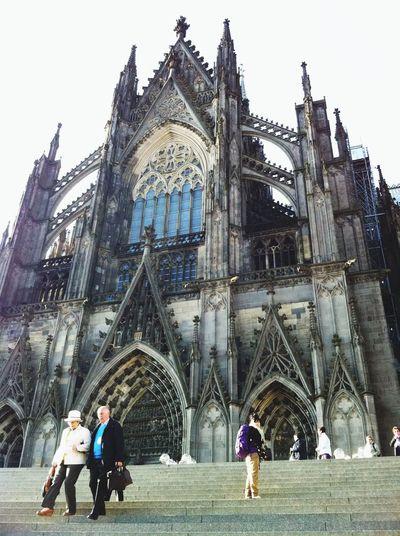 Germany German GERMANY🇩🇪DEUTSCHERLAND@ Köln Morning Hello World Aroundtheworld Beautiful