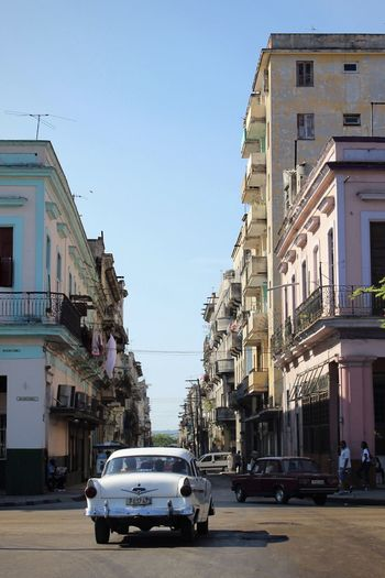 Antique Cars Cuba Havana Havana Cuba Havana Cuba Travel Travel Destinations Travel Photography Urban Landscape