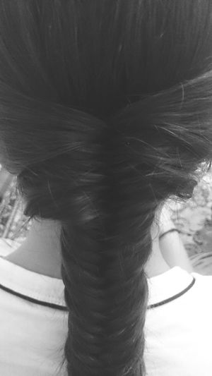 Black And White Myhair Hairbraid